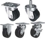 Low Profile Caster Wheels